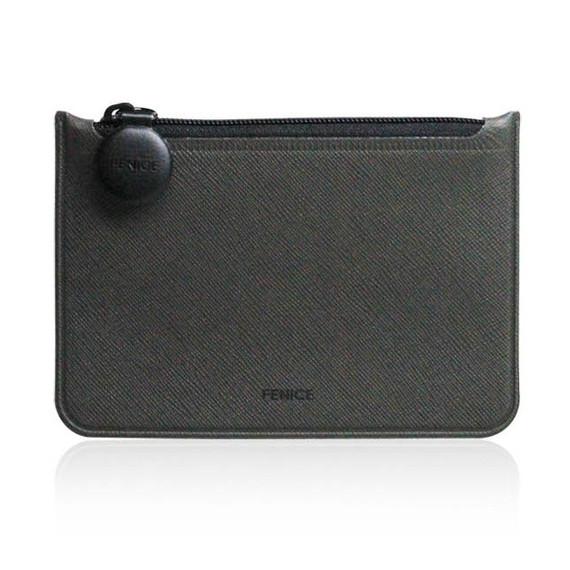 Fenice Premium PU seamless small pouch bag