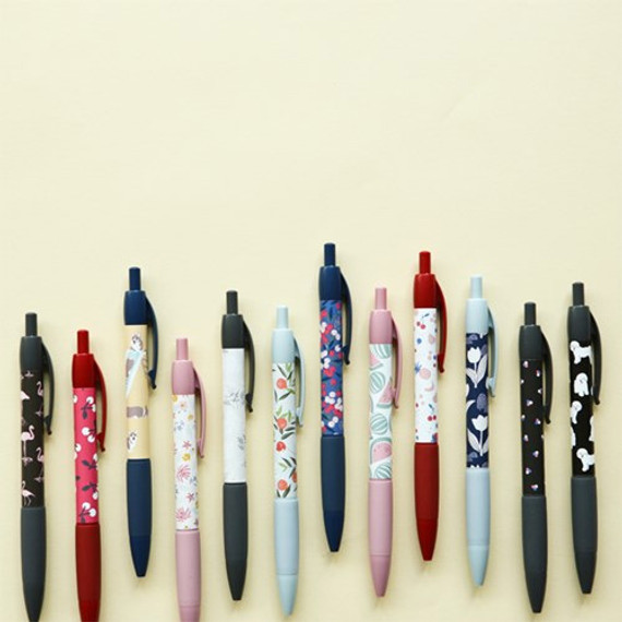 Dailylike Comfortable yours for life 0.38mm gel pen