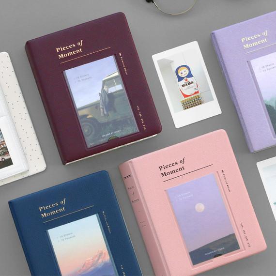 ICONIC Instax mini polaroid slip in photo album ver4