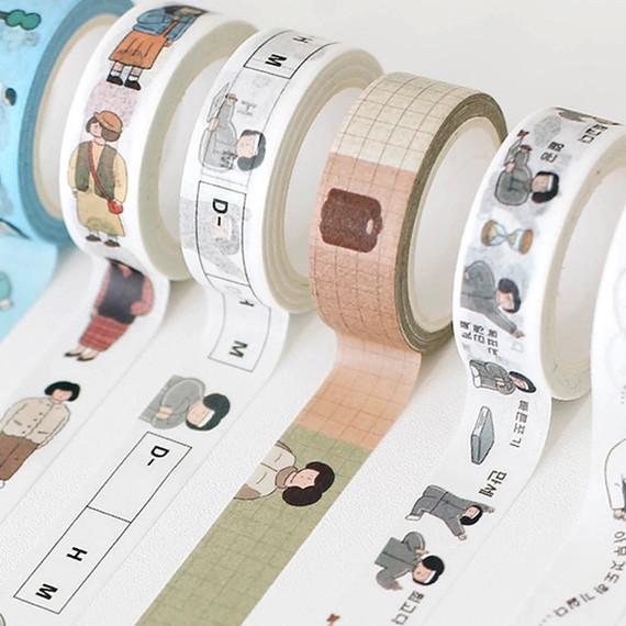 Monologue daily 15mm X 10m masking tape