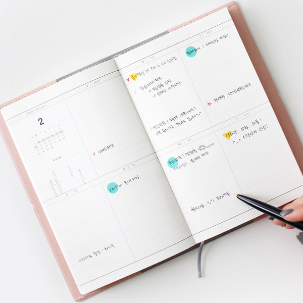 Dash And Dot 2018 Time Life Dated Weekly Planner Agenda Scheduler