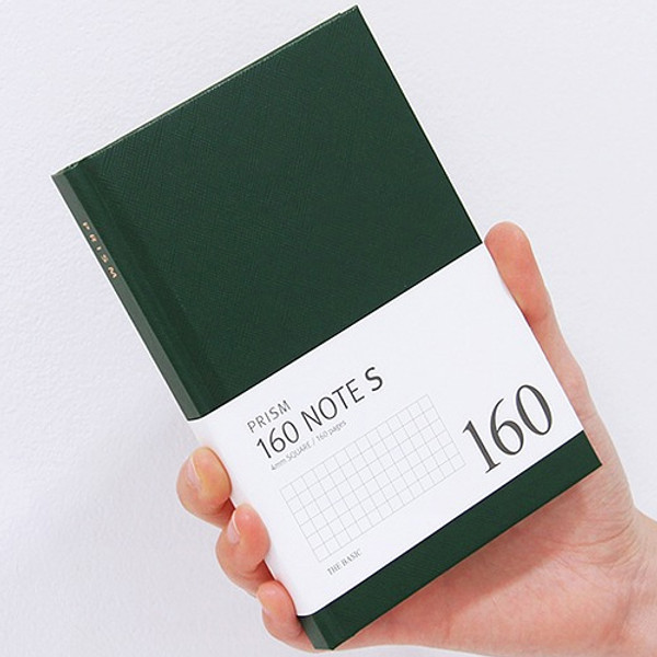 Indigo Prism 160 Pages Small Lined Grid Notebook Fallindesigncom
