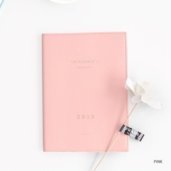 iconic 2019 simple large dated monthly planner scheduler