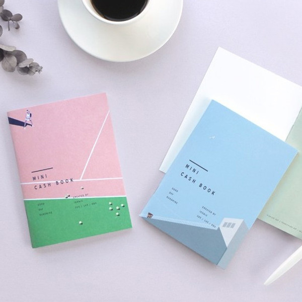 ICONIC A6 Cute Mini Weekly Planner Scheduler Journal Diary Organizer 27 Weeks