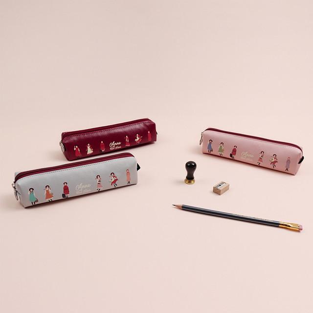 Bookfriends Anne of green gables zipper pencil case pouch