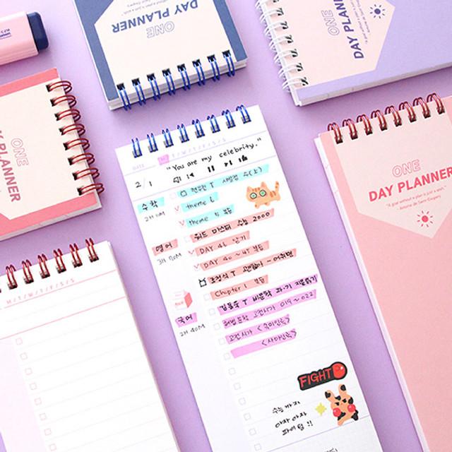 PLEPLE One day to 100 days dateless checklist planner