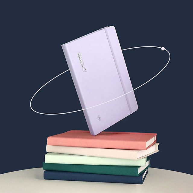 ICONIC 2022 Draw Your Orbit Dated Weekly Diary Planner