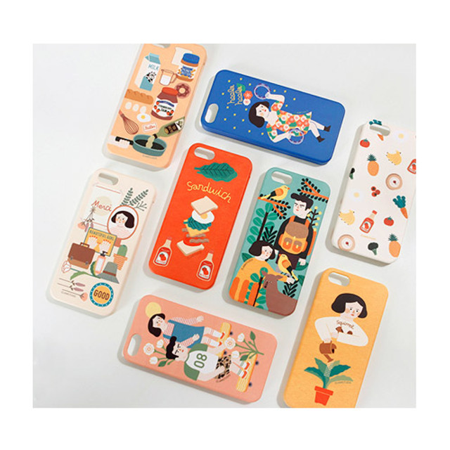 Du dum polycarbonate smartphone case for iPhone 5 5S