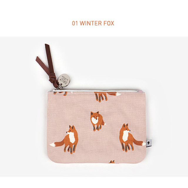 01 - Winter fox