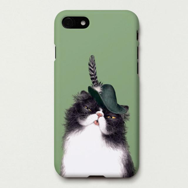 Chichi polycarbonate iPhone case