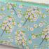 Detail of Flower pattern soft zipper pencil case