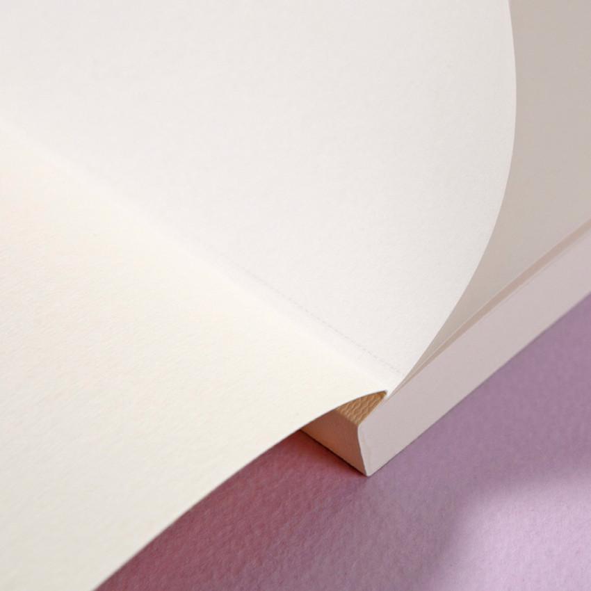 Perforated line - DESIGN IVY Ggo deung o drawing blank notebook notepad ver2