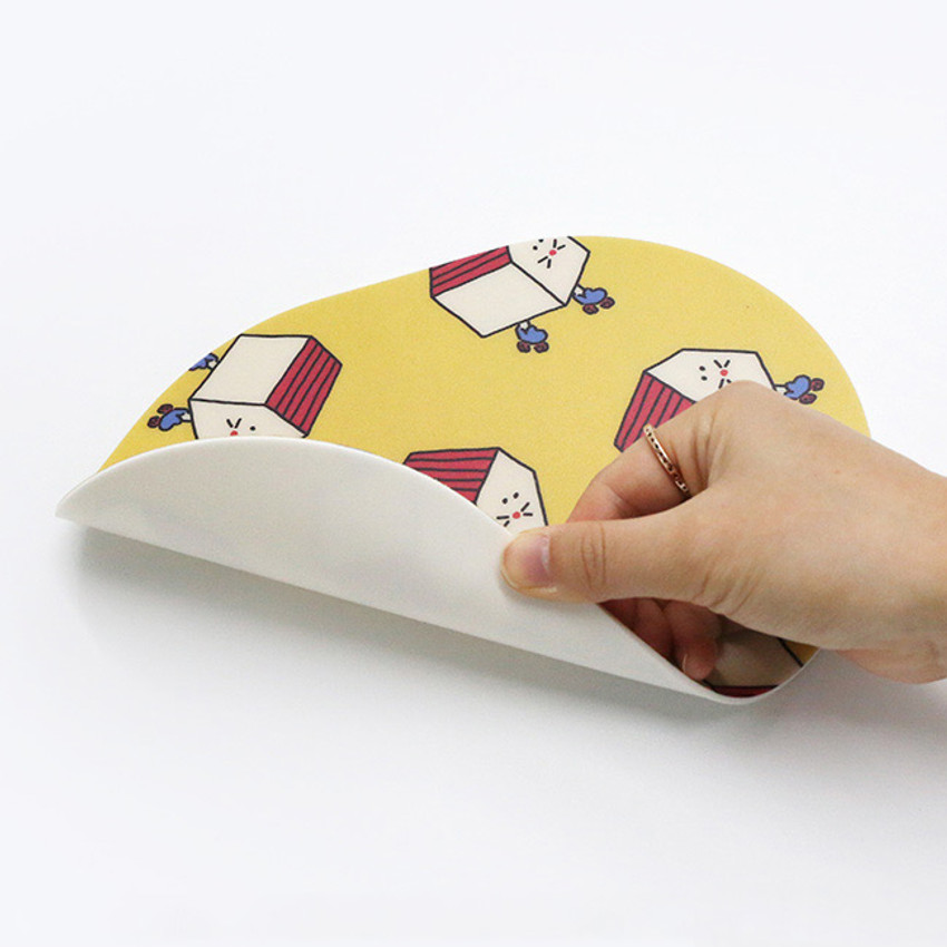 Non-slip - ROMANE Donat Donat desk mouse pad