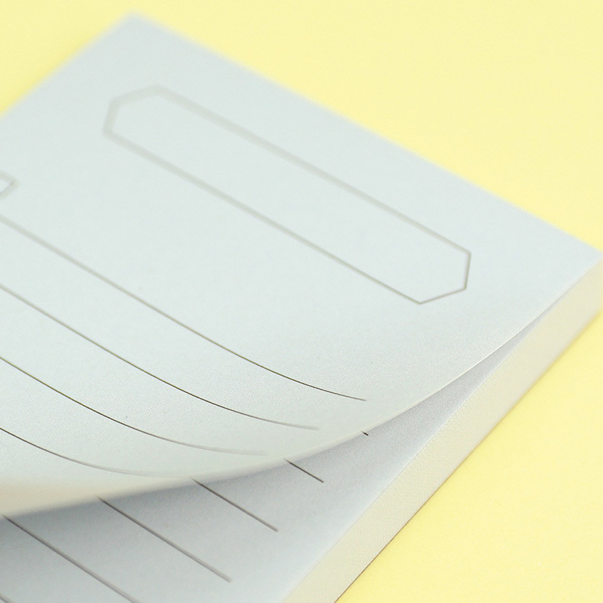 Easy tear off - PAPERIAN Make a memo my checklist notepad