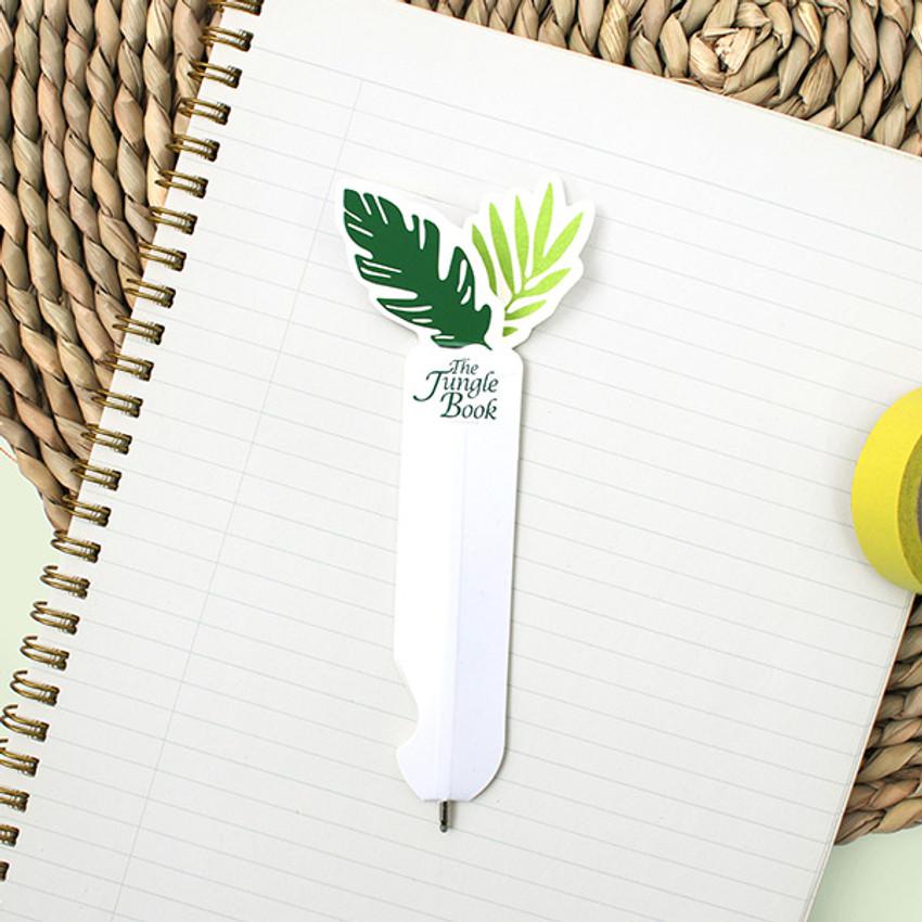 The Jungle Book - Bookfriends World literature 0.8mm slim bookmark pen
