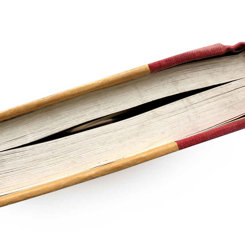 1 mm depth pen - Bookfriends World literature 0.8mm slim bookmark pen