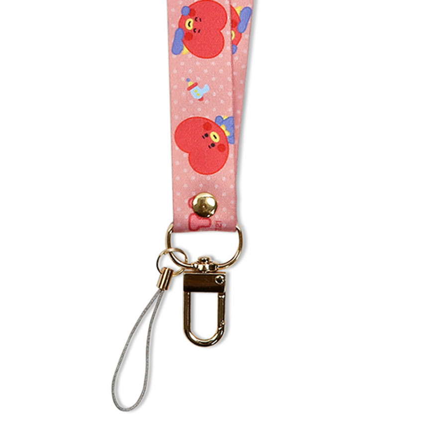 Detail of BT21 Baby neck strap