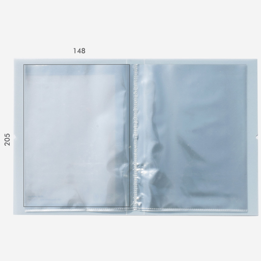 Size - After The Rain A5 pocket sticker organizer