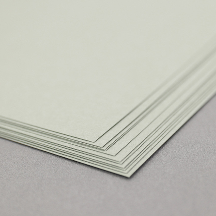 185gsm paper - PAPERIAN Color cardstock paper 6-ring A5 size refill set