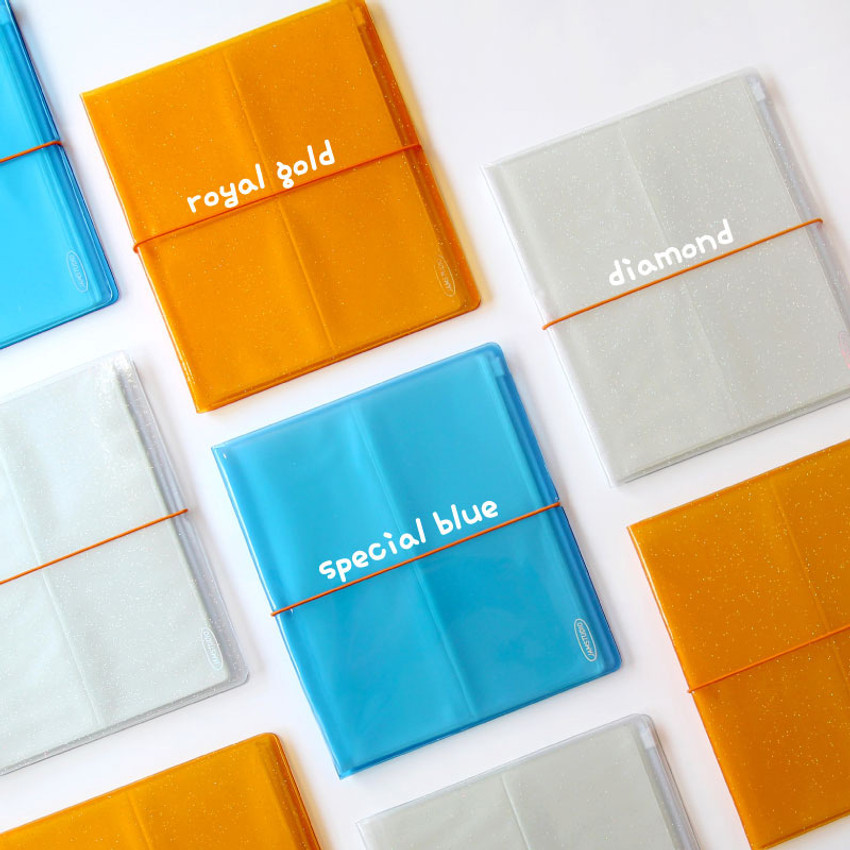 Color - Jam Studio Moa Moa slip in pocket game card book album