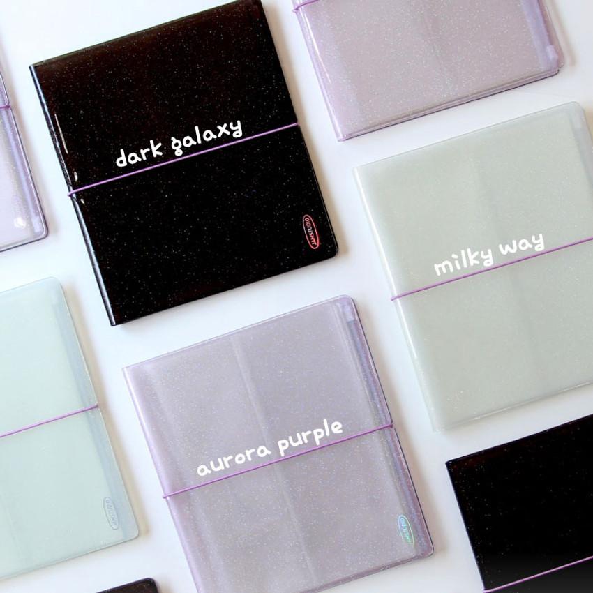 Color - Jam Studio Moa Moa slip in pocket sticker seals book album
