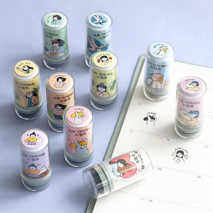 ICONIC Haru self inking stamp
