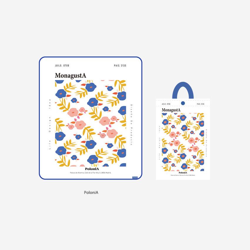 PoloniA - ROMANE Cute Water-resistant picnic mat with bag