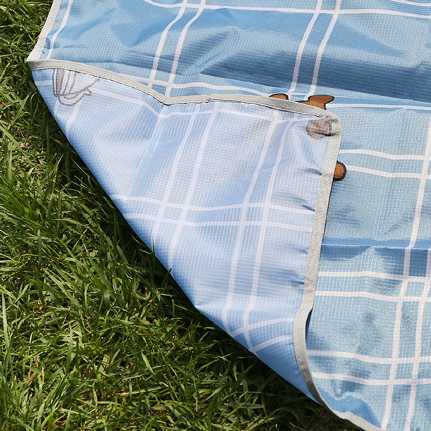 Lightweight - ROMANE Cute Water-resistant picnic mat with bag