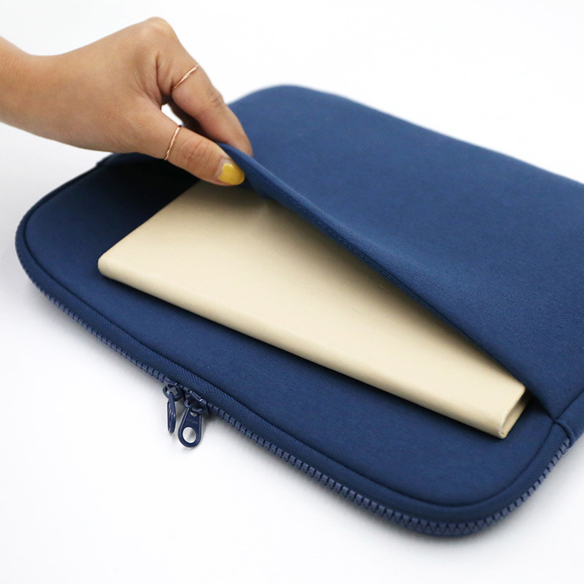 Back pocket - Donat Donat friends iPad tablet PC 11 inches sleeve case