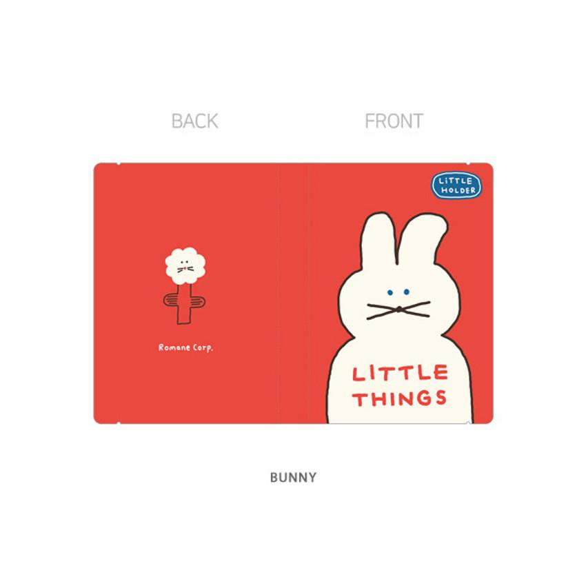 Bunny - ROMANE Donat Donat small and photo pocket folder album