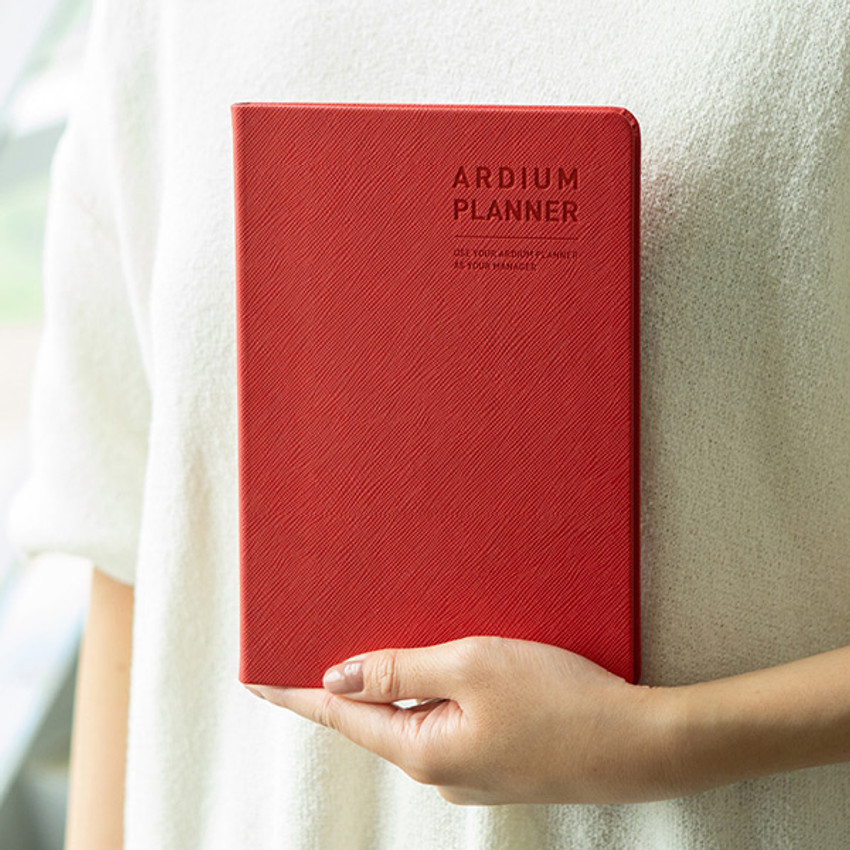 Ardium 2021 Simple medium dated weekly planner scheduler
