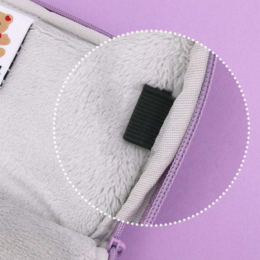 Pen holder - Juicy bear iPad pro tablet PC 11-inch sleeve case