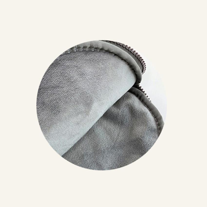 Extra padded interior - Gray - ROMANE Penguin iPad Pro tablet PC 11 inches sleeve case