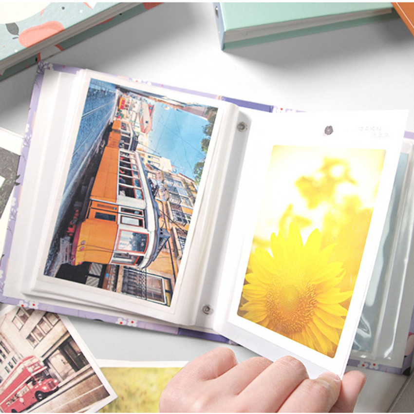 2young Remember memories 4X6 slip in 80 pockets photo album