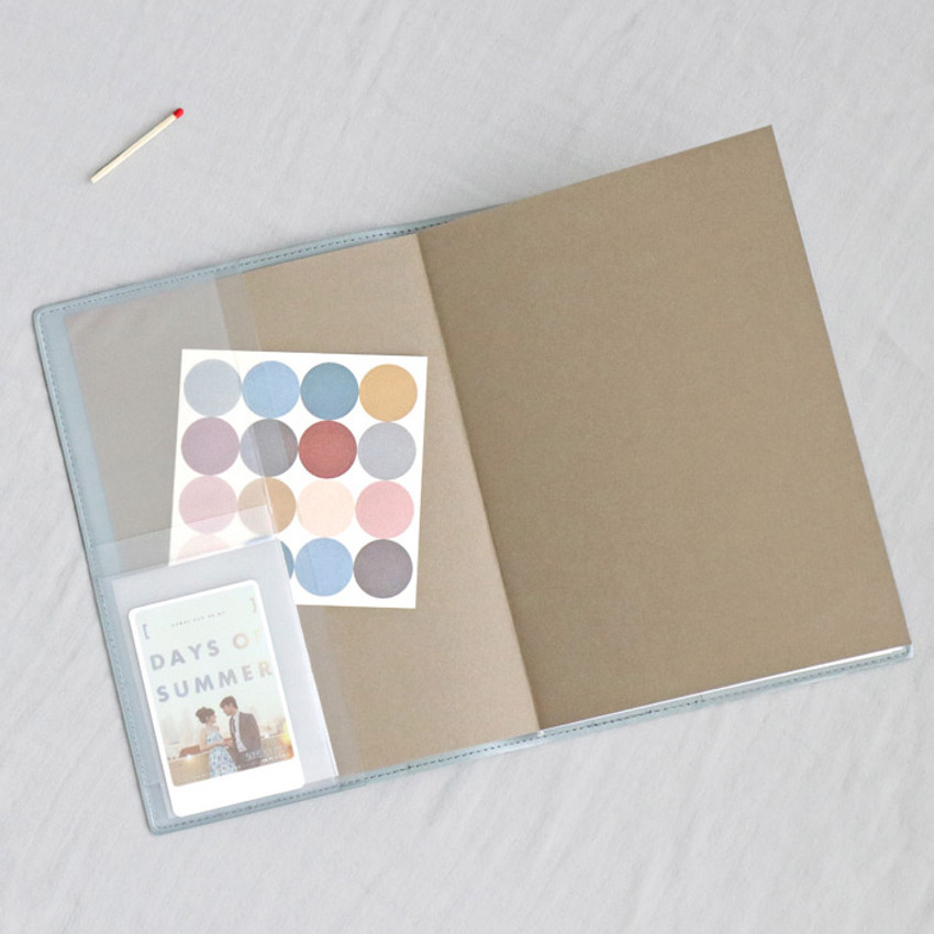 Pockets - Iconic 2021 Simple large dated monthly planner