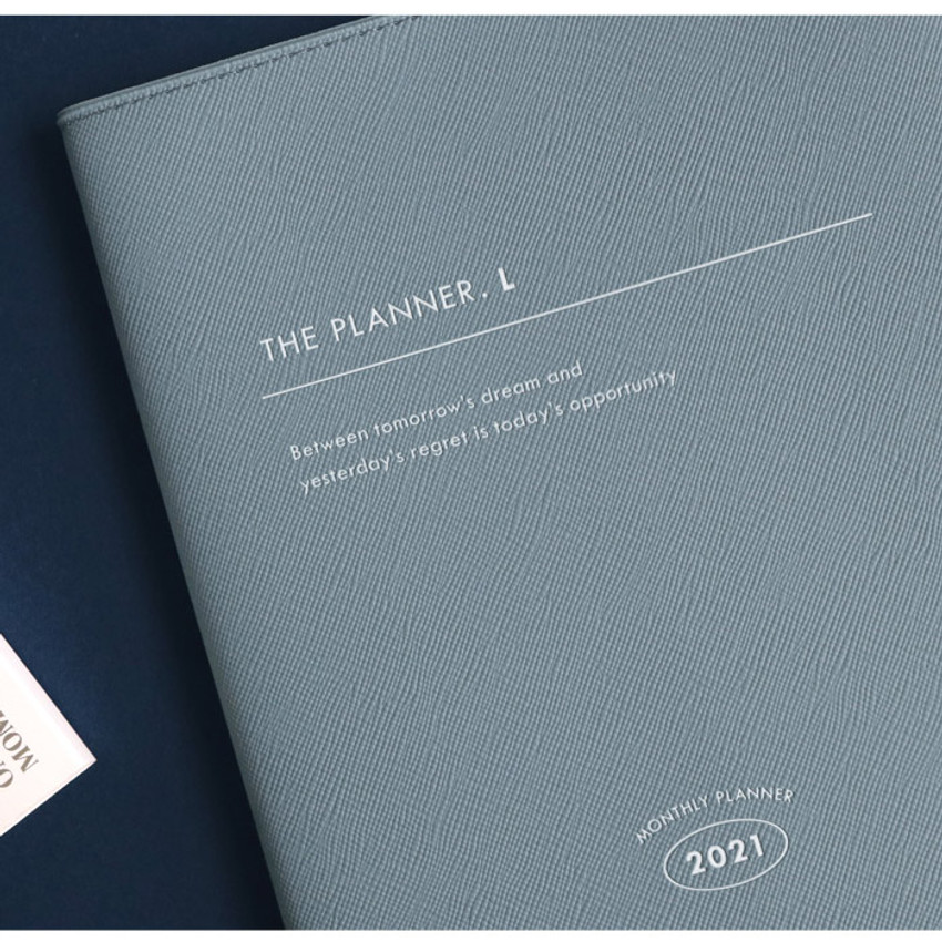 Iconic 2021 Simple large dated monthly planner
