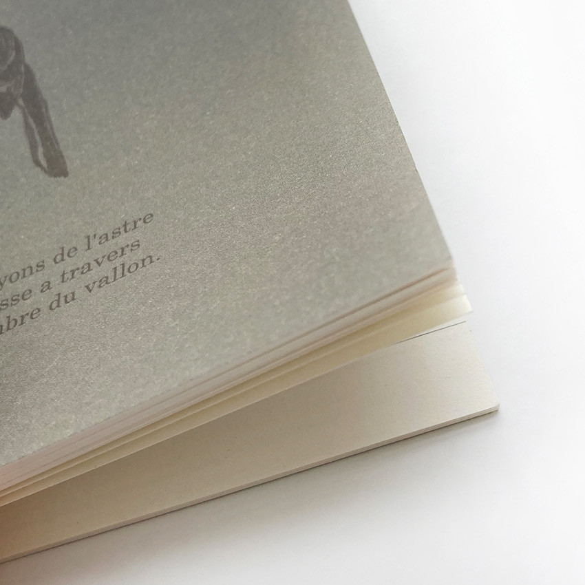 64 pages  -O-check Le cahier khaki small lined notebook