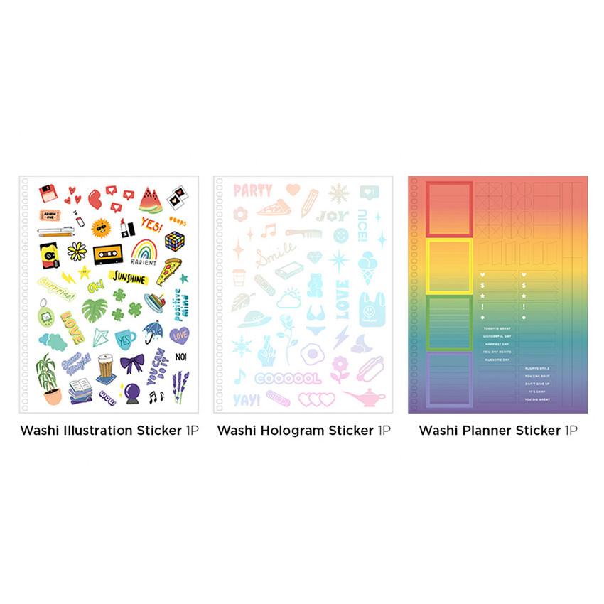 Deco stickers