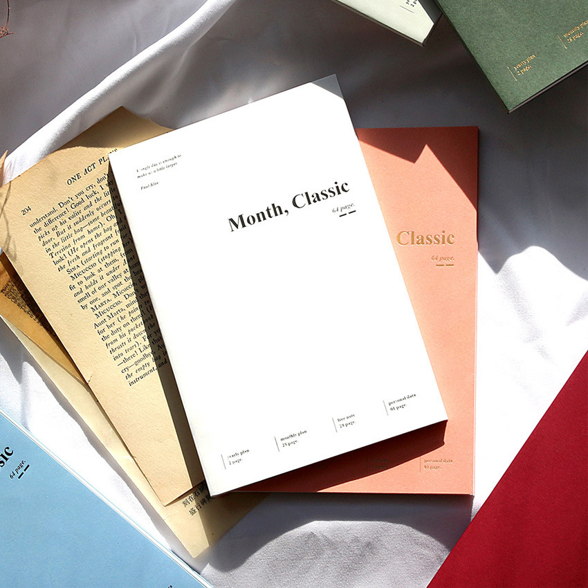 Wanna This 2021 Month classic medium dated monthly planner