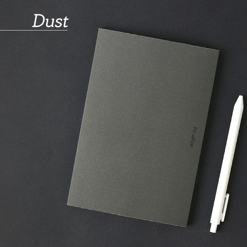 Dust - Wanna This 2021 Delight log medium dated monthly diary