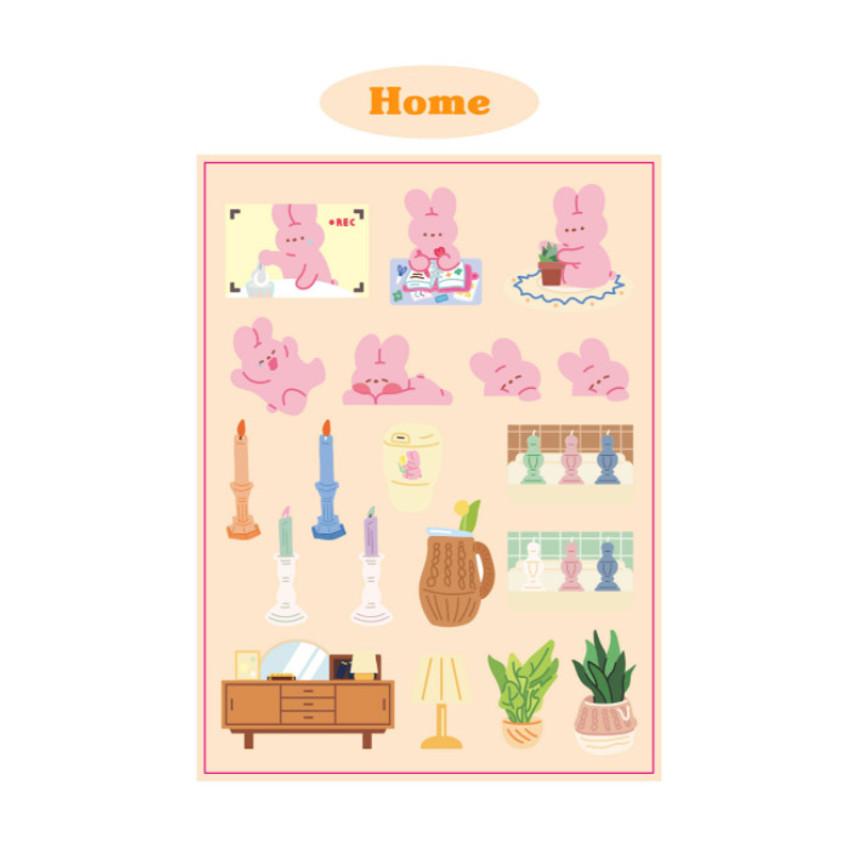 Home - DESIGN GOMGOM Reeli removable deco sticker ver2