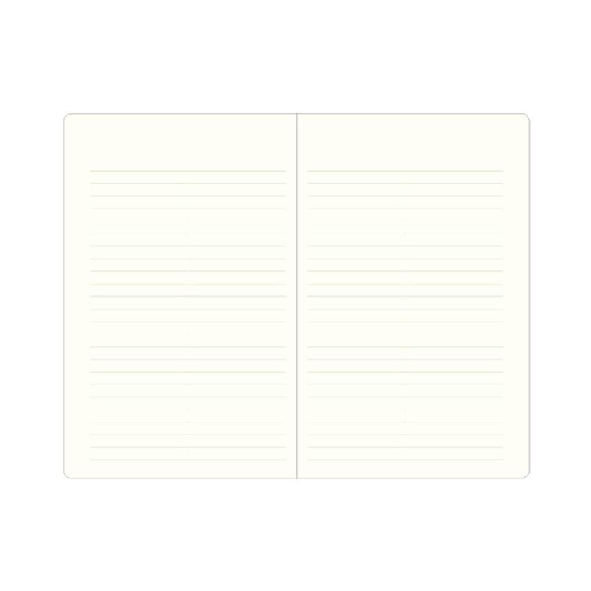 Lined notebook - Byfulldesign Making memory medium lined notebook ver2