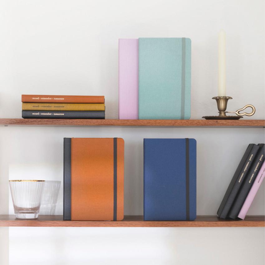 Byfulldesign Making memory medium lined notebook ver2