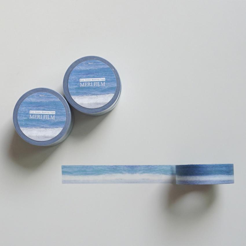 Meri Film Blue ocean masking tape