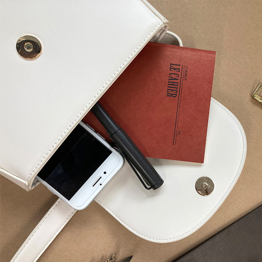 O-CHECK Le cahier classic small lined and plain notebook