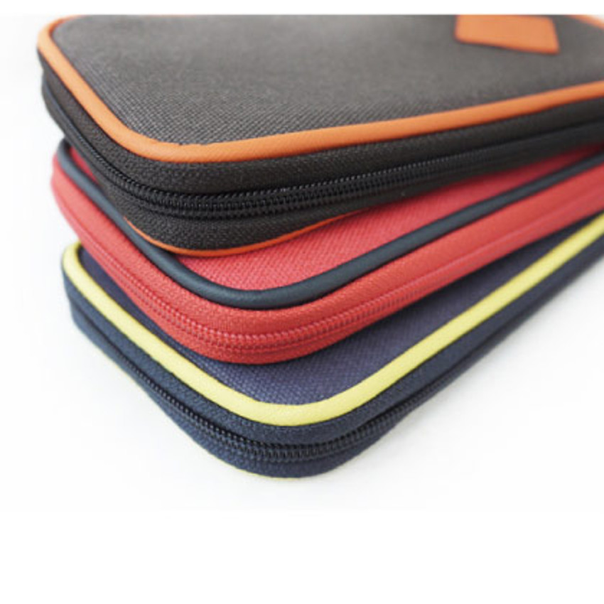Detail view of Multi pencil pouch v2