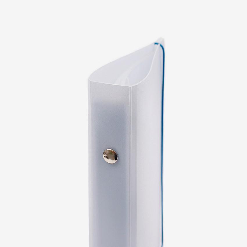 Detail of Basic 20 rings sticker organizer pocket storage book