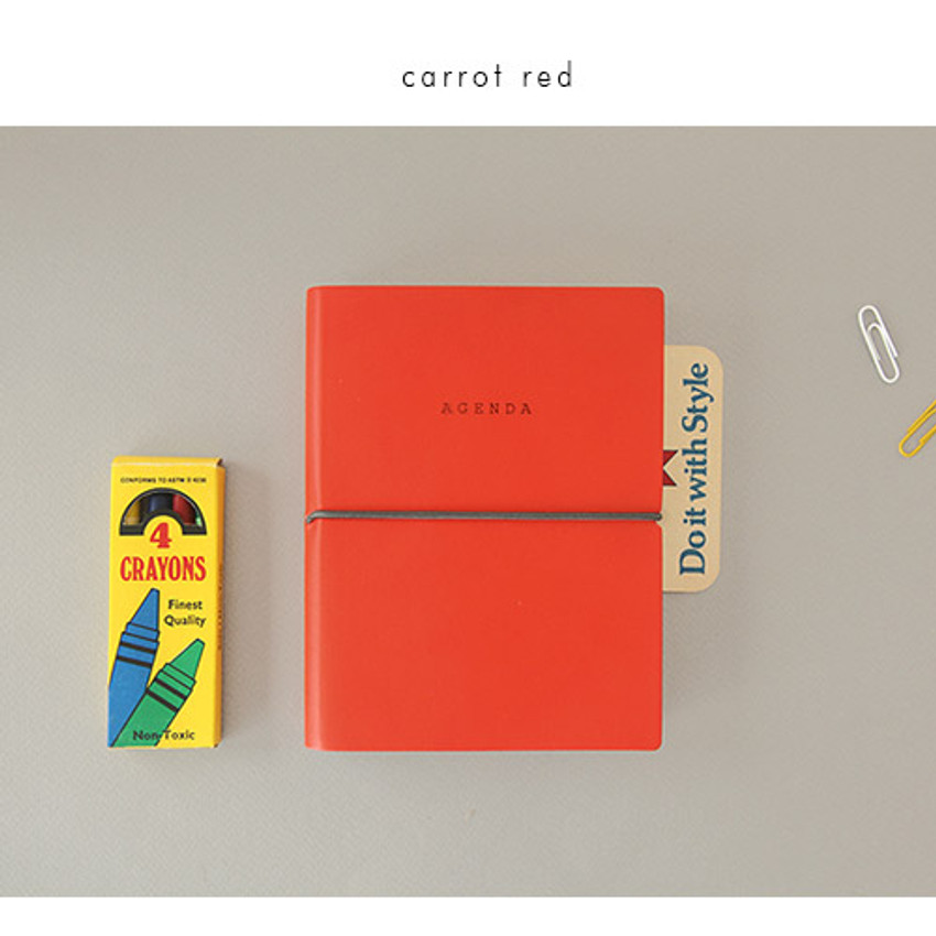 Carrot red