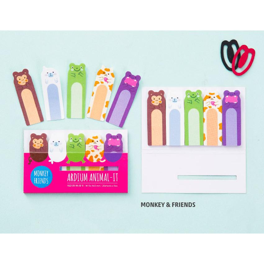 Monkey & Friends
