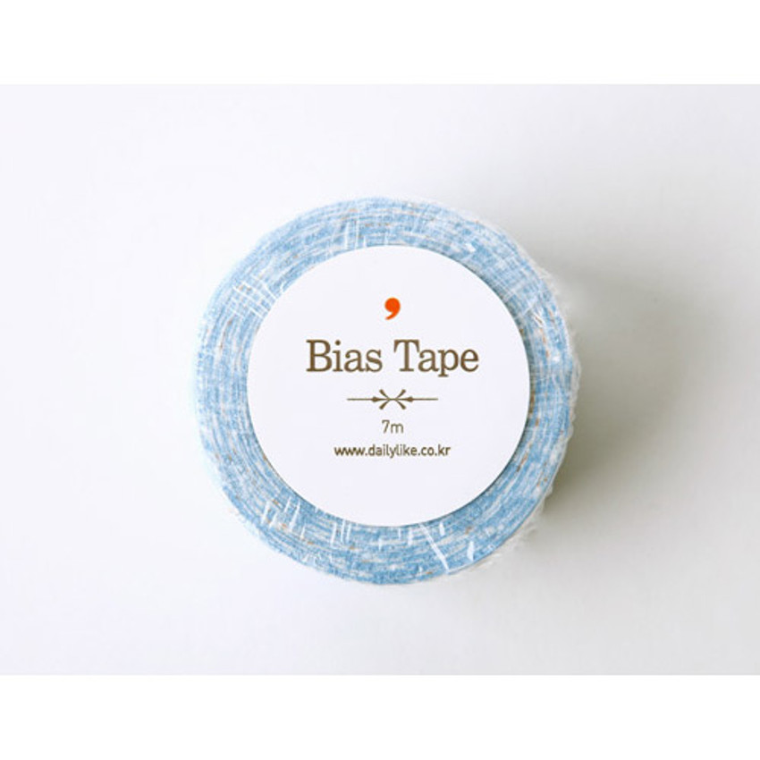 Package for fabric Bias tape - Beach (sewing)